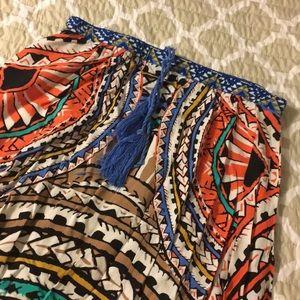 Flying Tomato long maxi skirt